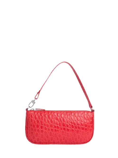 By Far Red Rachel Bag