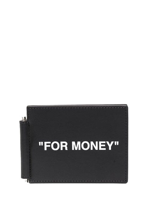 Off-White LOGO CARD CASE