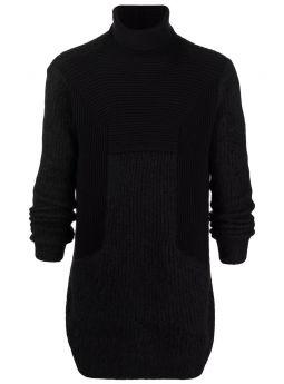 Black wool  jumper