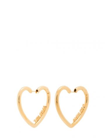 Logo heart hoops