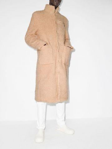 Cappotto lungo Polar beige