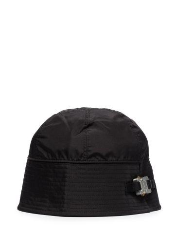 Black Cubix bucket hat
