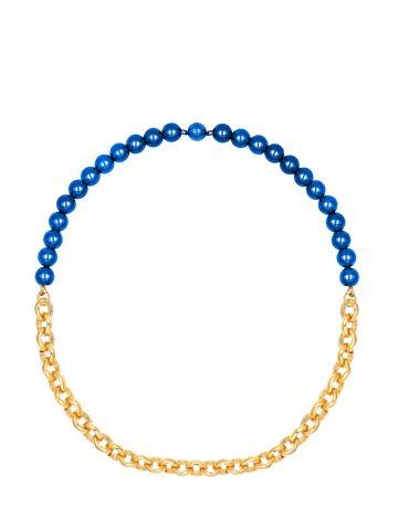 Venus blue necklace Acchitto x Gente Roma