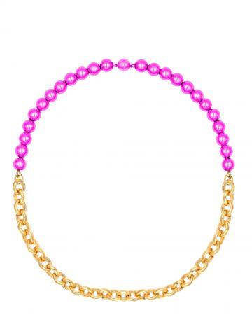 Venus pink necklace Acchitto x Gente Roma