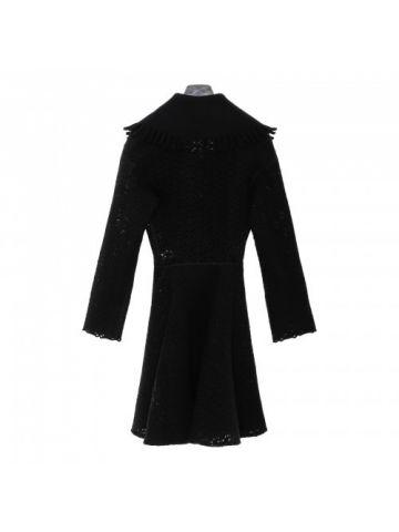Black Edition 1993 lace knit jacket