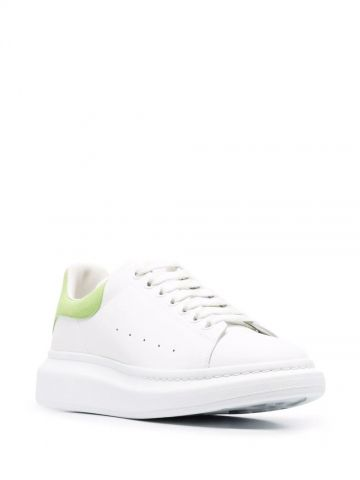 White Oversized Sneakers
