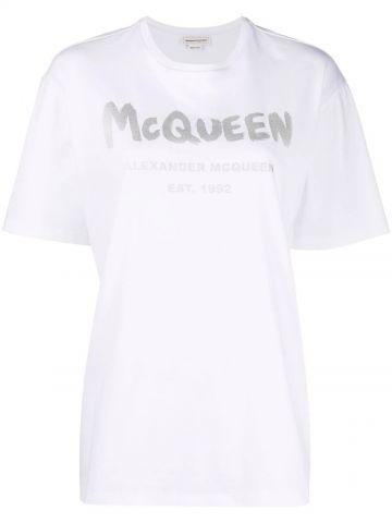 White Graffiti T-shirt