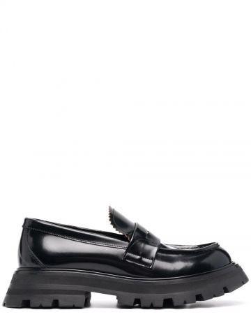 Black Wander Loafer