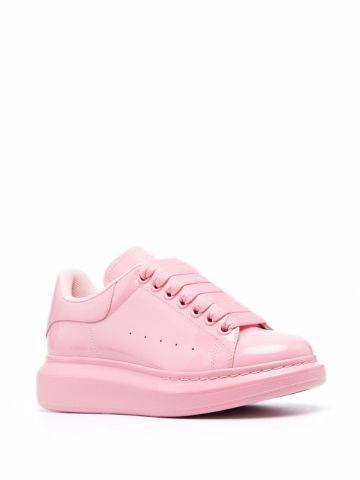 Sneaker oversized rosa