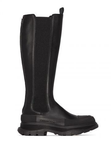 Black Tread Slick boot
