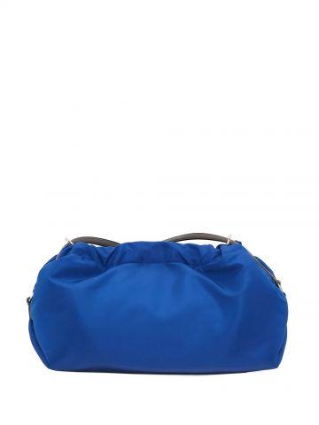 Blue The Bundle blue shoulder bag