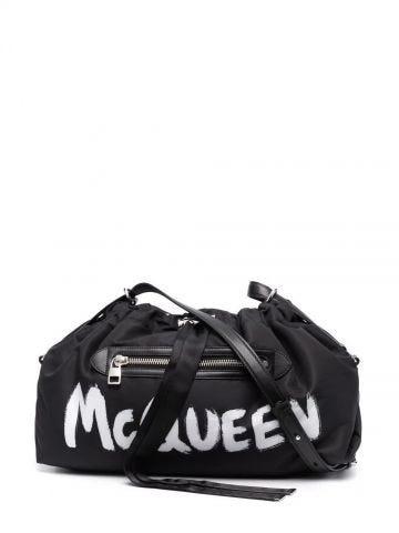 The Bundle black shoulder bag