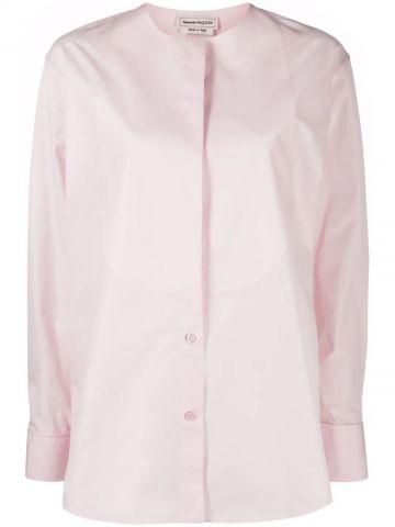 Pink crewneck shirt