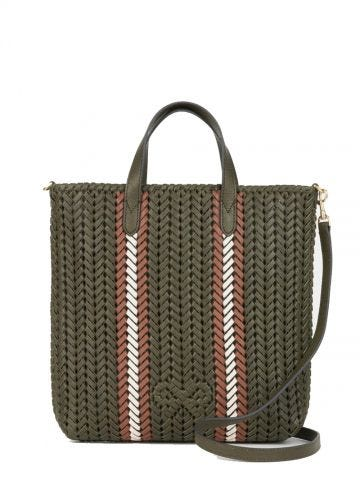 The Neeson green bag