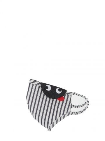Zany Mask and Round Pouch