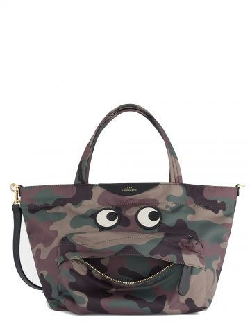 Mini Eyes Tote Bag