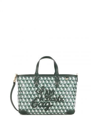 I Am a Plastic Bag Tote XS motif