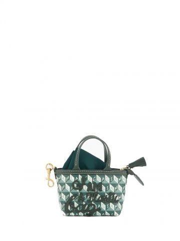I Am Plastic Bag Shopper Charm