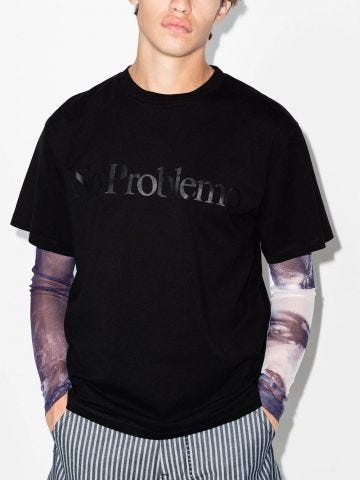 Black No Problemo T-shirt