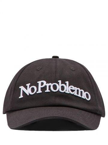 Black No Problemo Cap