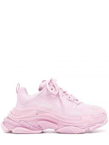 Triple S pink sneakers