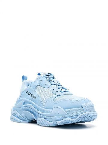 Sneakers Triple S azzurre