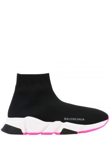 Black Speed recycled sneakers