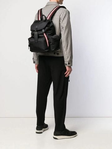 Small black Crew backpack
