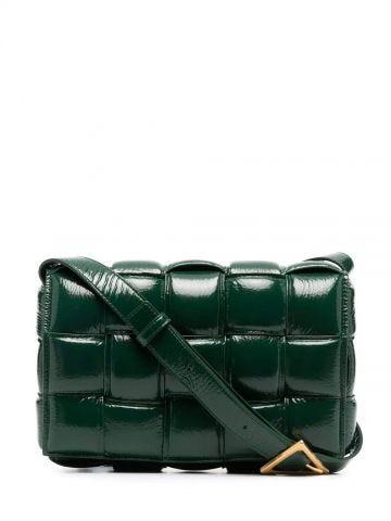 Green Padded Cassette bag
