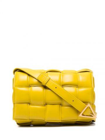 Yellow Padded Cassette bag