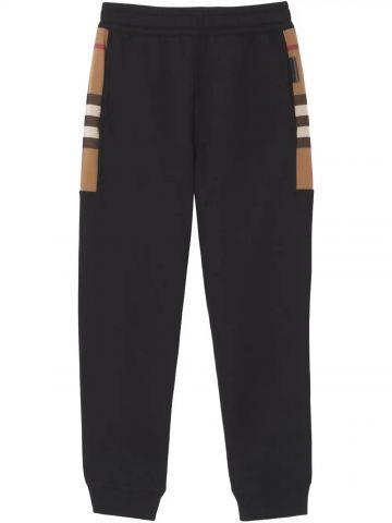 Black sport pants