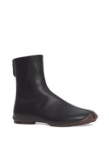 Black Phoenix sock boots