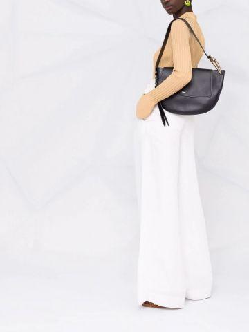 Black Kiss shoulder bag