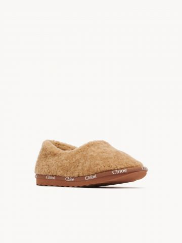 Woody closed slipper shoes