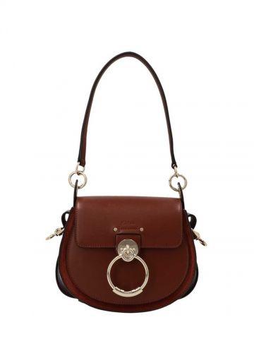 Small brown Tess bag