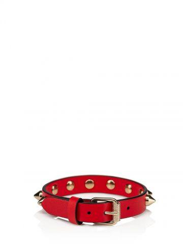 Red Loubilink bracelet