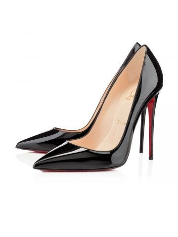 Black So Kate pumps
