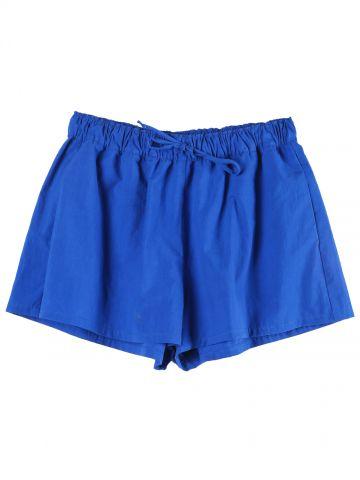 Blue Leo Short