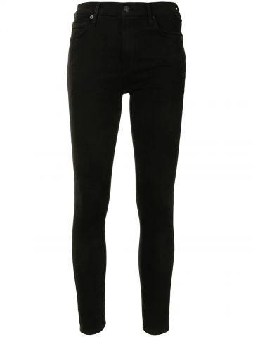Black Rocket high-waisted skinny jeans