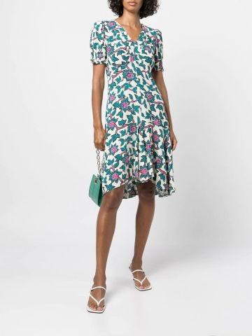 Alexis floral dress