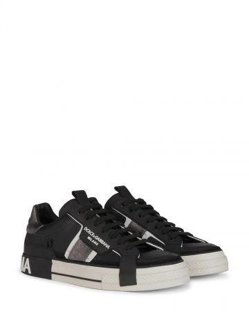 Sneaker custom 2Zero nere