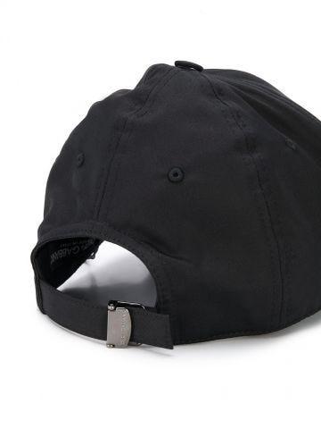 Black Logo patch baseball cap