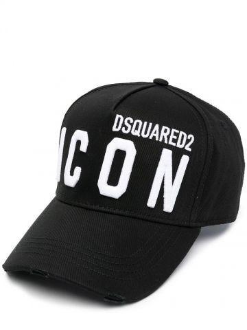 Black Icon baseball cap