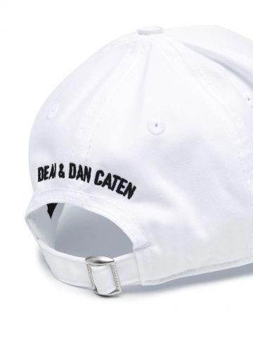 White Icon baseball cap