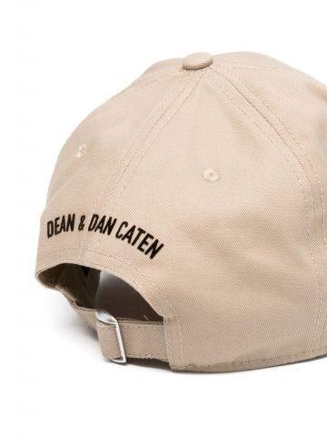 Beige Icon baseball cap