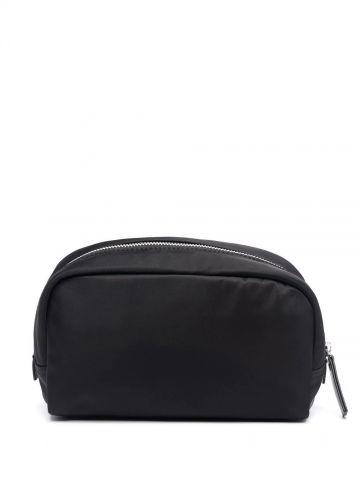Black Icon make-up bag