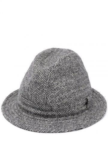 Grey Hattitude Hat