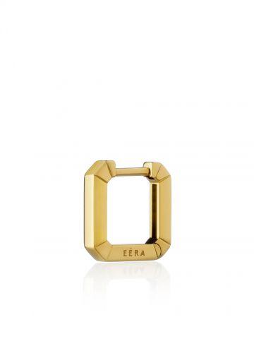 Mini Eéra 18K yellow gold Huggie hoop earring