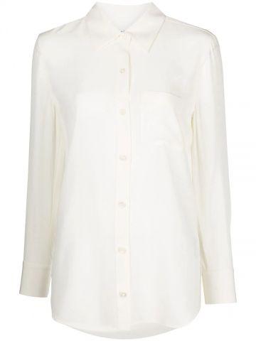White Bradner shirt