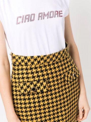 Ciao Amore white T-shirt